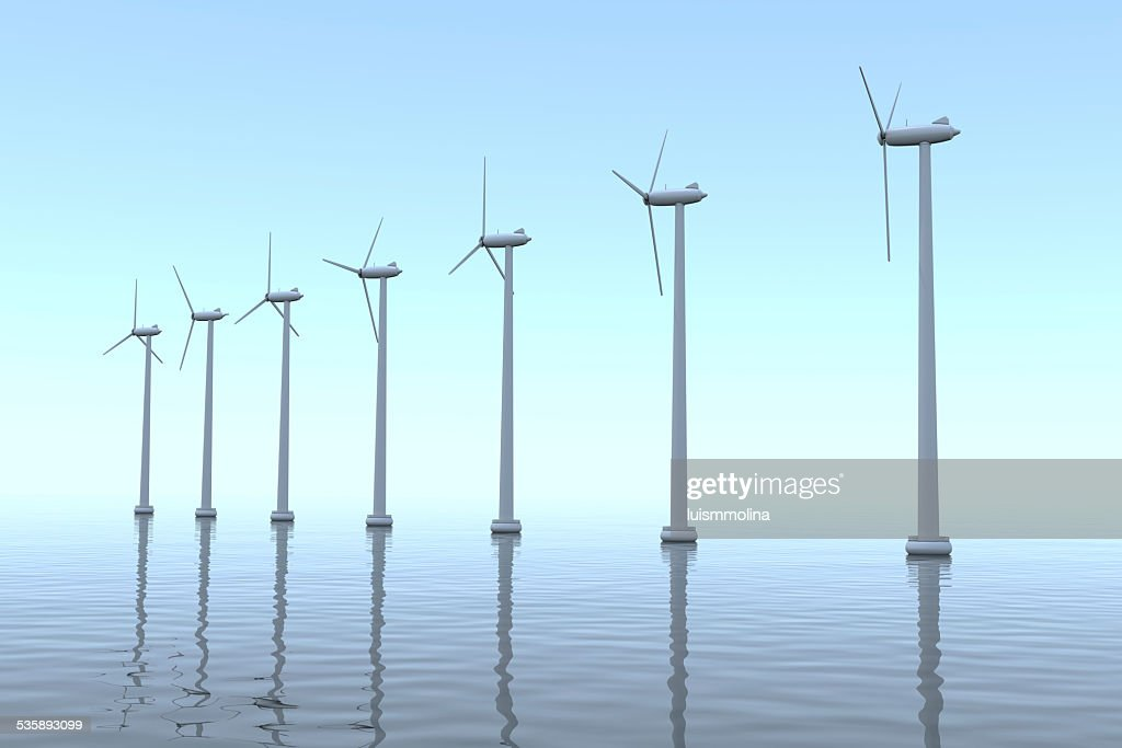 Wind Power : Stockfoto