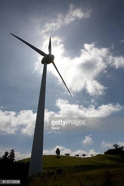 Wind Turbine, Aichi Prefecture, Japan