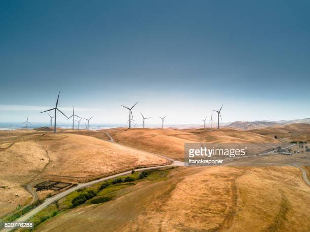 windturbine in Californië
