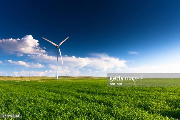 wind turbine - wind power stock pictures, royalty-free photos & images