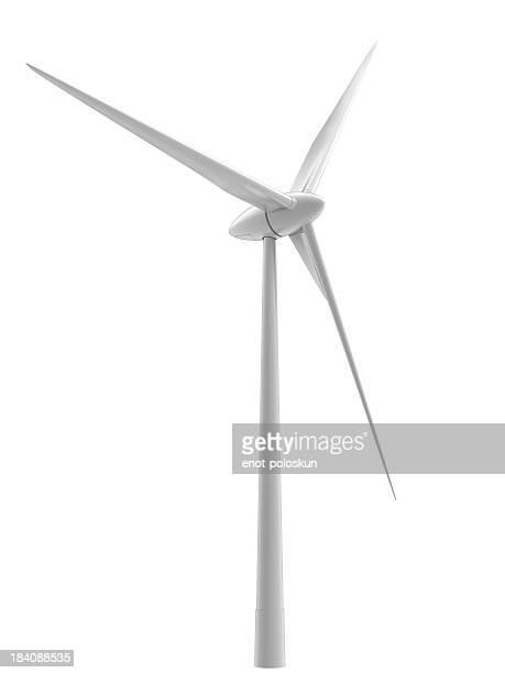 wind turbine - windenergie stockfoto's en -beelden