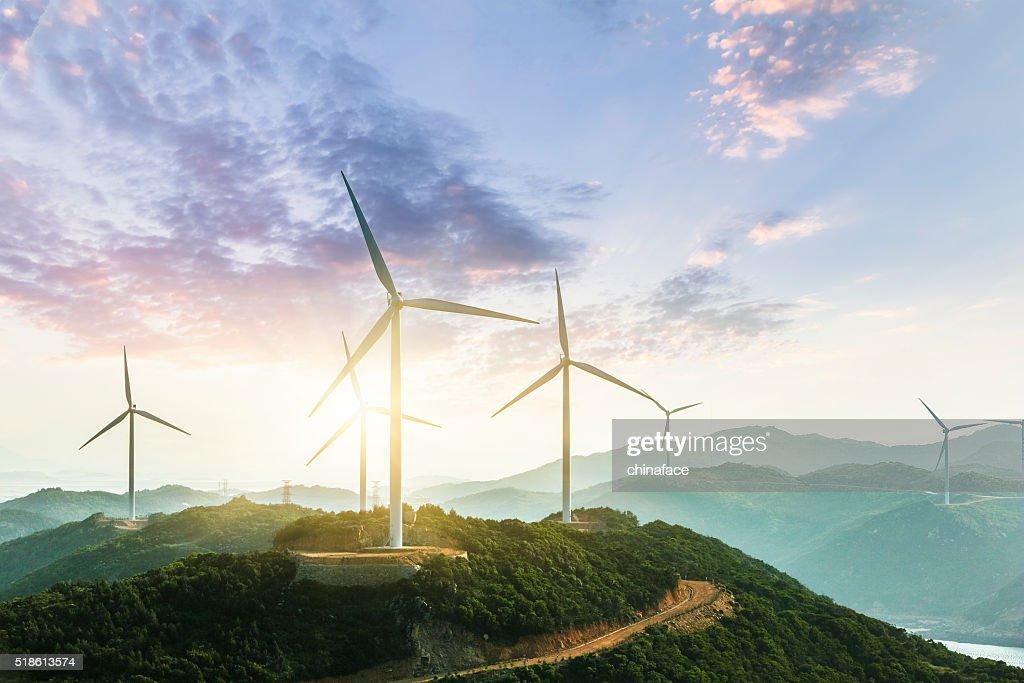 Wind Turbine : Stock-Foto