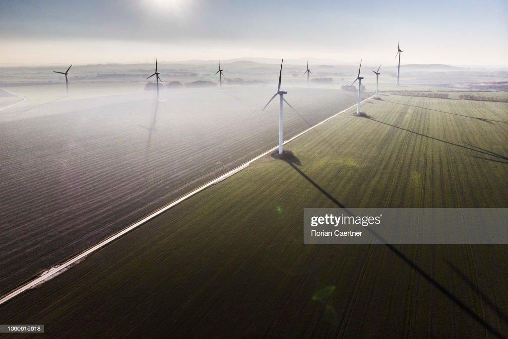 Wind Energy : News Photo