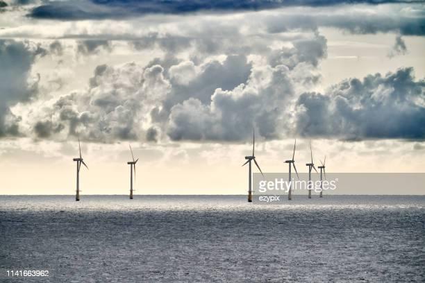 風力タービン - 北海 ストックフォトと画像