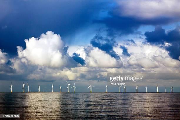 25 wind turbines