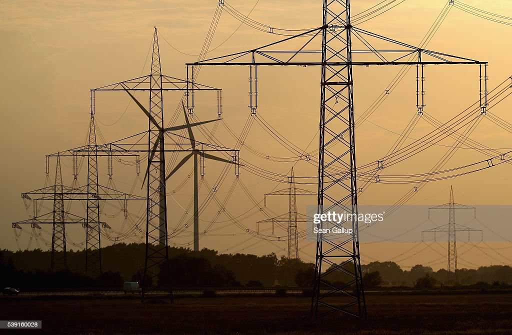 Germany Invests In Renewable Energy Sources : News Photo