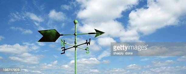 xxl wind vane - east stock pictures, royalty-free photos & images