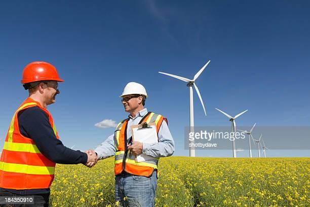 Vento Operaio Handshake