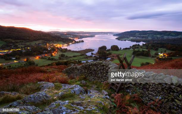 Windermere, Ambleside, Lake District, Cumbria, England