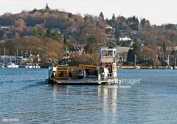 windermere ferry - ferry stock photos and pictures