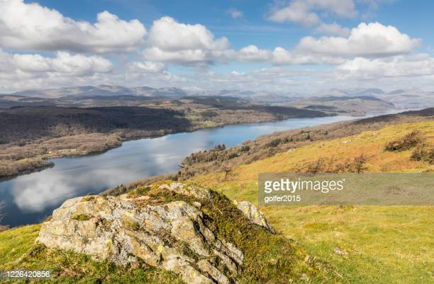 windermere - lake district - cumbria - england - lake windermere stock pictures, royalty-free photos & images