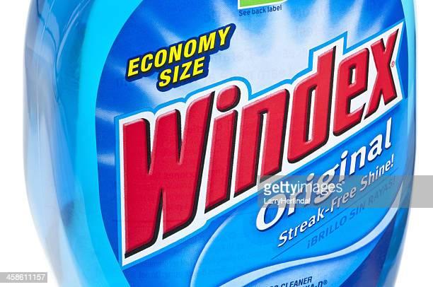 Vidrio Windex Limpiador