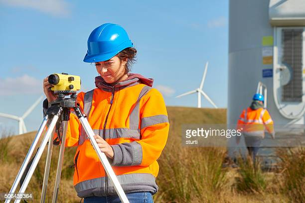 windfarm monitoring.