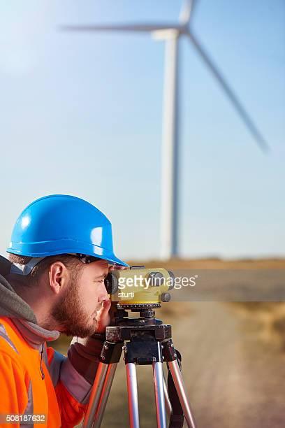 windfarm power engineer