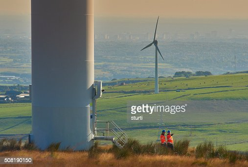 windfarm power engineers