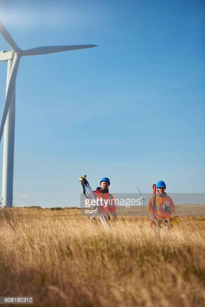 windfarm surveyors