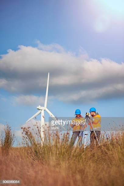windfarm technicians