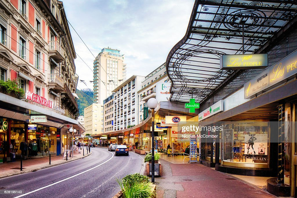 Casino Montreux Switzerland