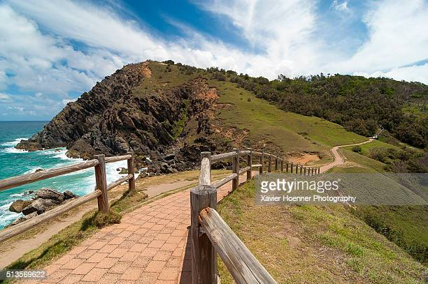 Winding path to the lighthouse | Cape Byron