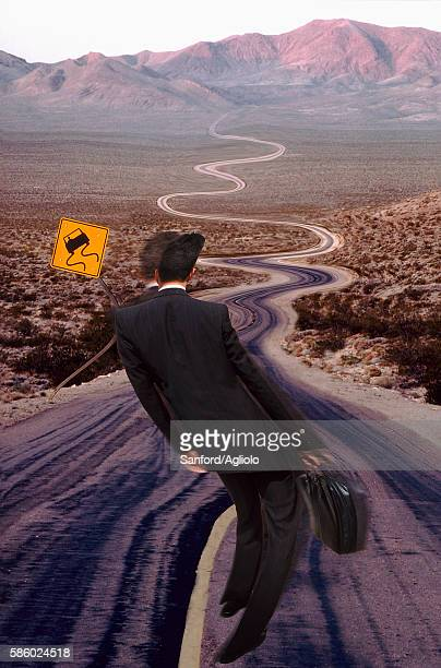 Winding road of business