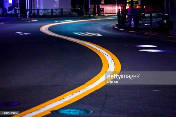 Winding road Yoyogi