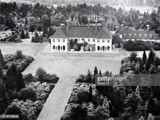Windlesham Moor Princess Elizabeth's Country Home