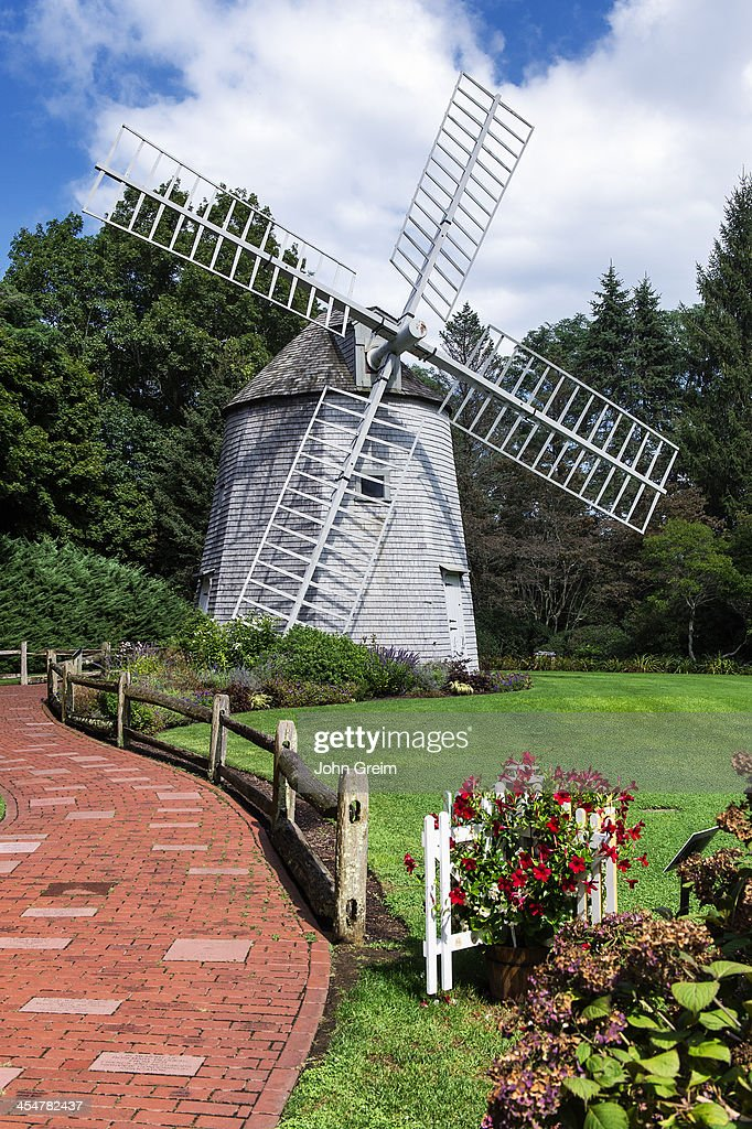 Windmill Garden, Heritage Museums And Gardens.