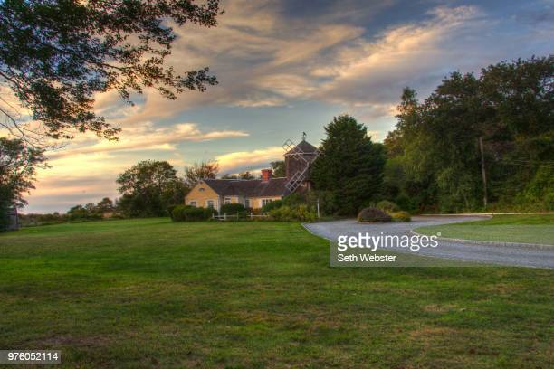 windmill house - the webster stock pictures, royalty-free photos & images
