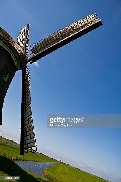 windmill. - merten snijders imagens e fotografias de stock