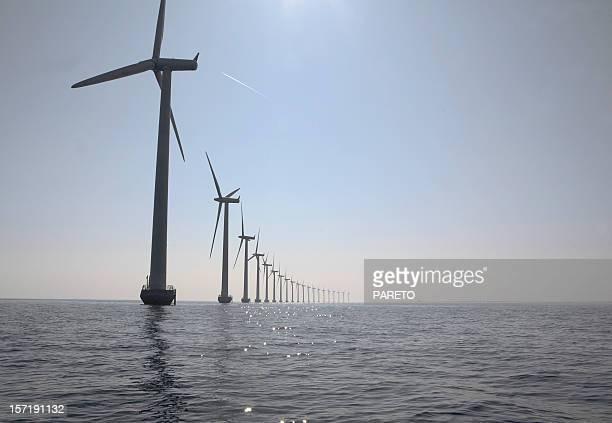 Bâtiment actionné par le vent