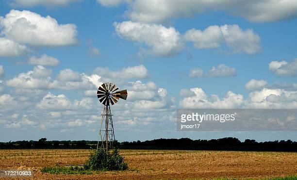 風車 - オクラホマ州 ストックフォトと画像