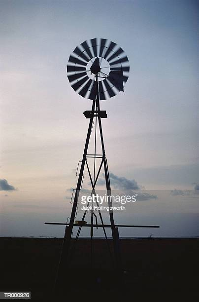 windmill - american style windmill stock pictures, royalty-free photos & images