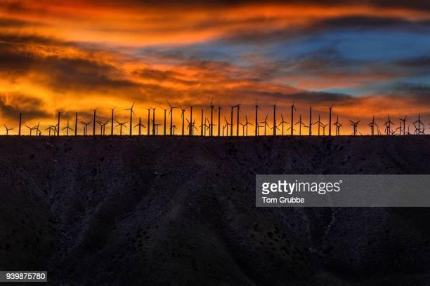 Windmill Sunset 2 v2