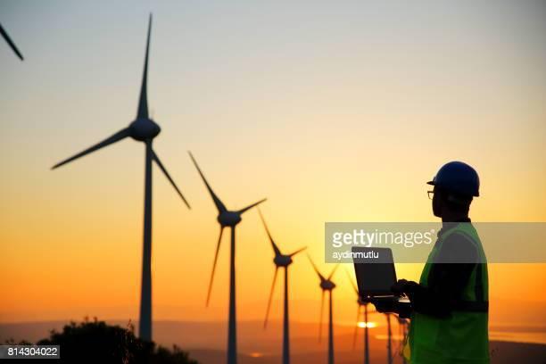 Windmills and engineer