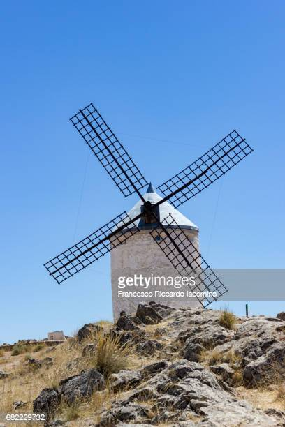 Windmills in Spain