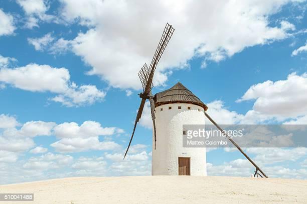 Windmills on the Don Quixote route, Campo de Criptana, Spain