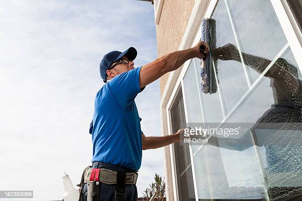 window cleaning - clean stock pictures, royalty-free photos & images