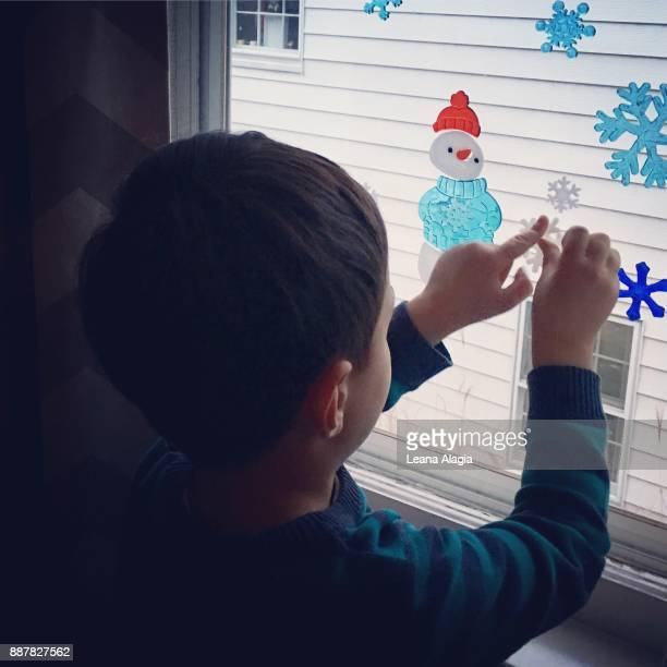 Window decorating