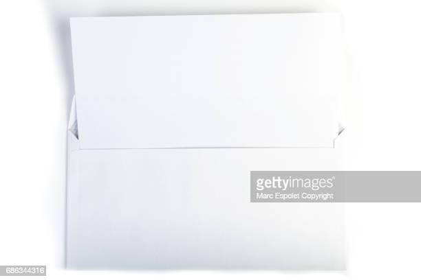 window envelope - mitteilung stock-fotos und bilder