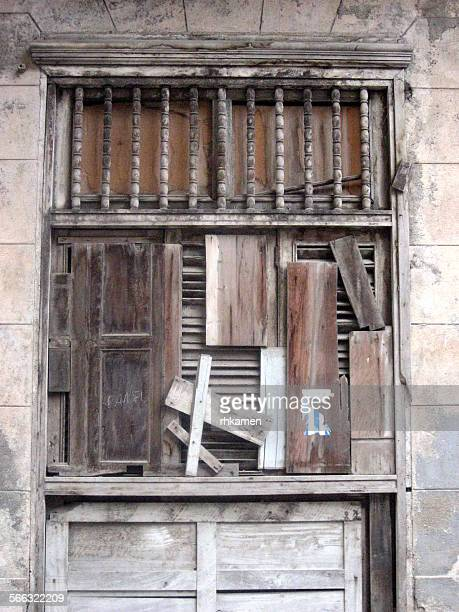 Window, Havana, Cuba