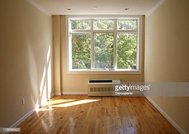 Window In Empty Room