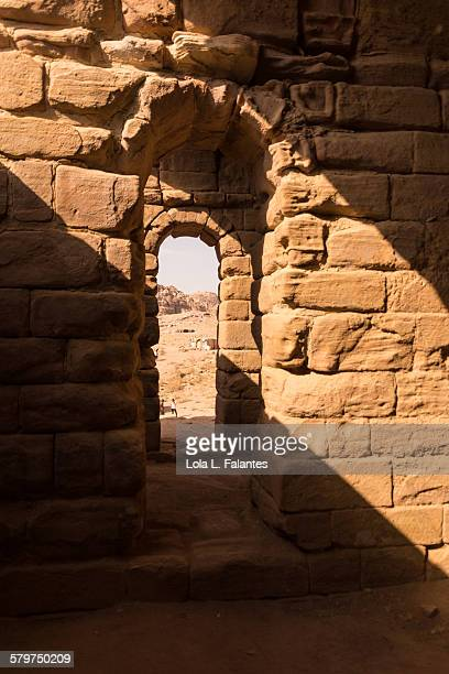 Window in Petra