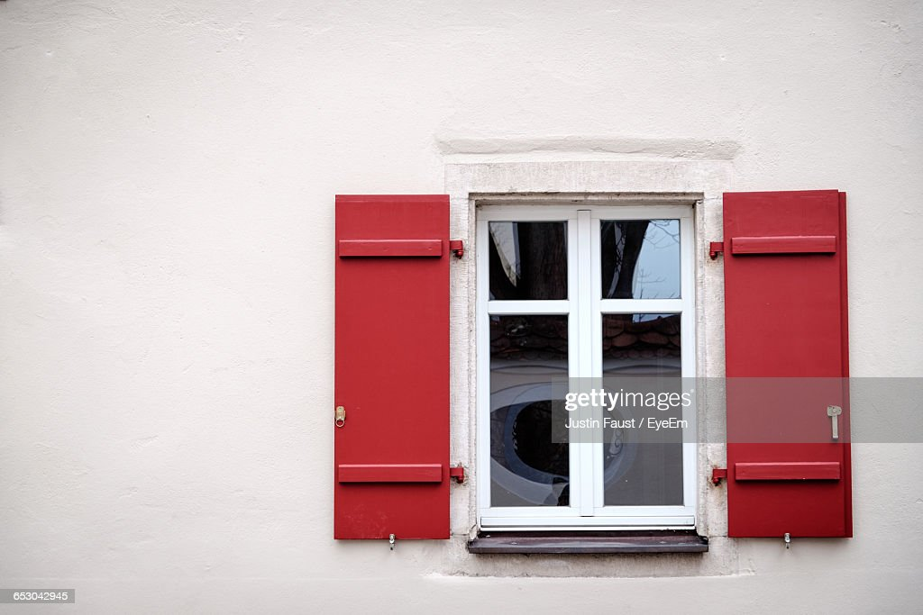 Window Of Building : Stock Photo