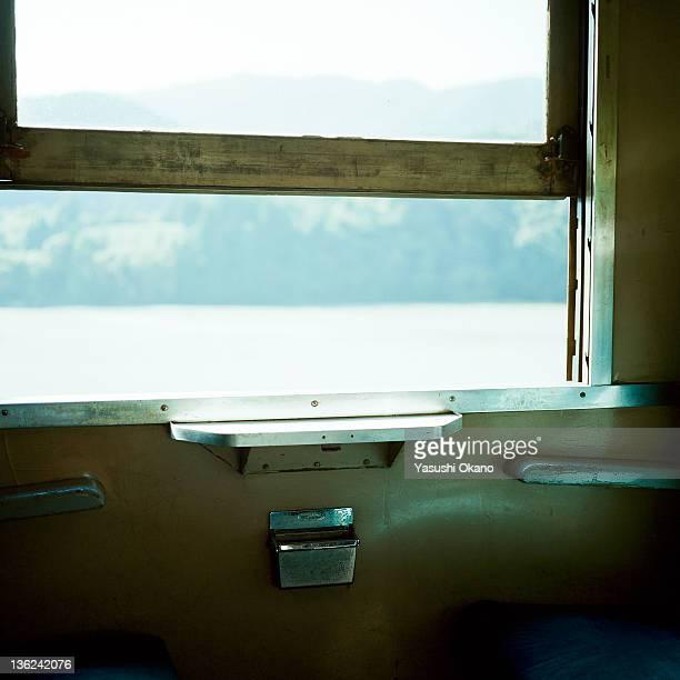 Window of train