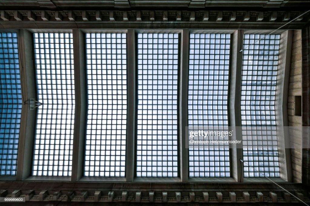 Window roof : Stock-Foto