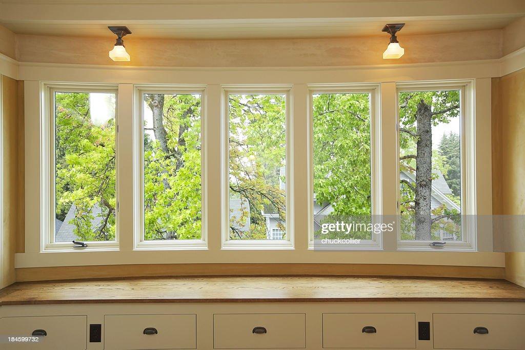 Window Seat : Stock Photo