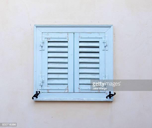 Window Shutters, Greece