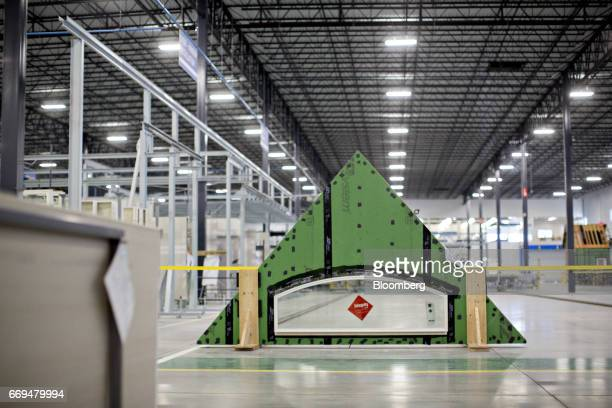 Blueprint robotics stock photos and pictures getty images a window sits in a custom made wall at the blueprint robotics facility in baltimore maryland malvernweather Choice Image