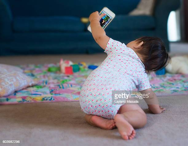 Window To Baby's World - Cell Phone