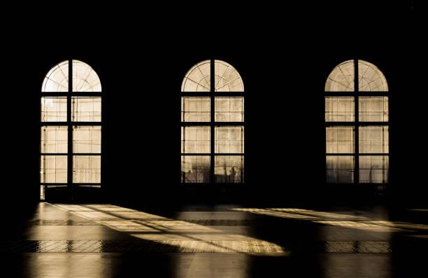 Windows at the Usina
